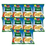 #2: Quaker Homestyle Masala Oats, 40g each (Pack of 10)