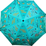 #6: Cheeky Chunk Sea Green Umbrella
