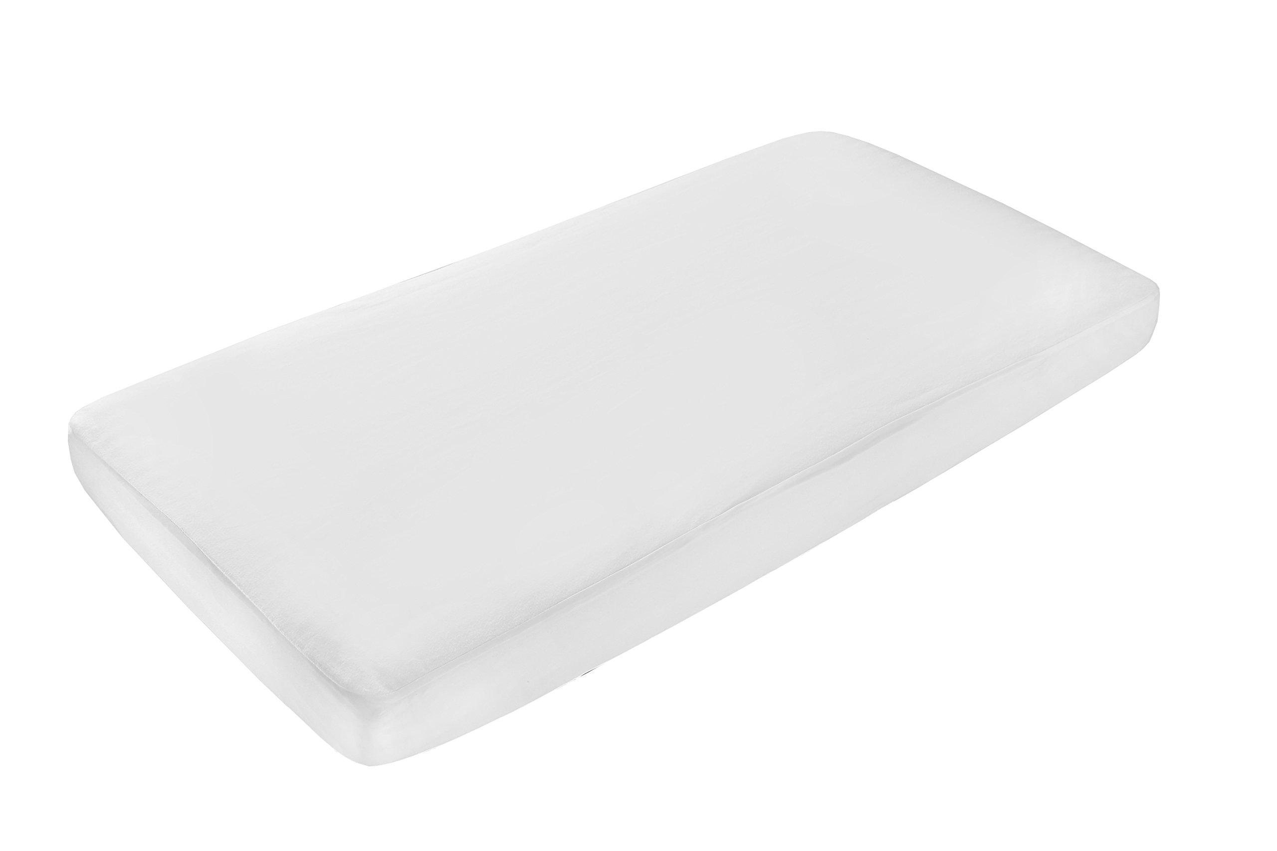 baby elegance prot ge matelas 70 x 140 cm blanc inspid co. Black Bedroom Furniture Sets. Home Design Ideas