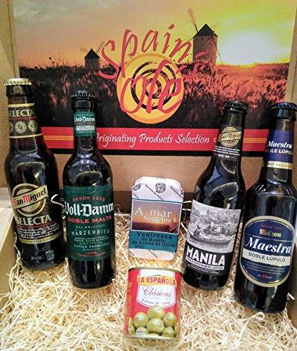 Selección cervezas españolas Spain's Olé