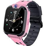 Smart Horloges voor Kids,HD Touchscreen Sport Smartwatch Telefoon met Call Camera Games Recorder Alarm Muziekspeler voor Kind