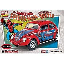 Spider-Man Maqueta de 1/25Volkswagen Beetle