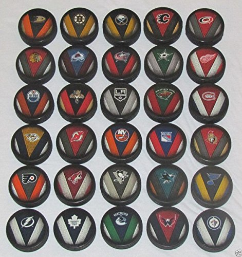 NHL Team Puck
