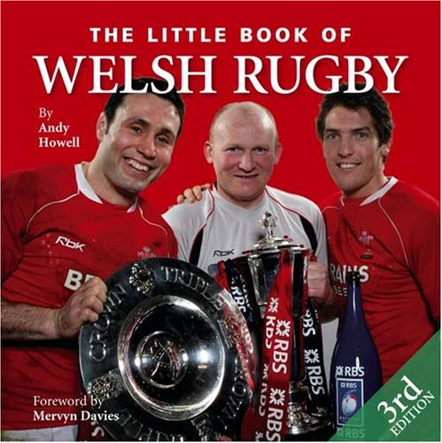Little Book of Welsh Rugby por Andy Howell