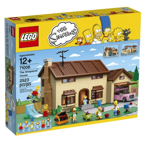 The-Simpsons-Lego-House