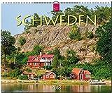 SCHWEDEN: Original Stürtz-Kalender 2018 - Großformat-Kalender 60 x 48 cm -