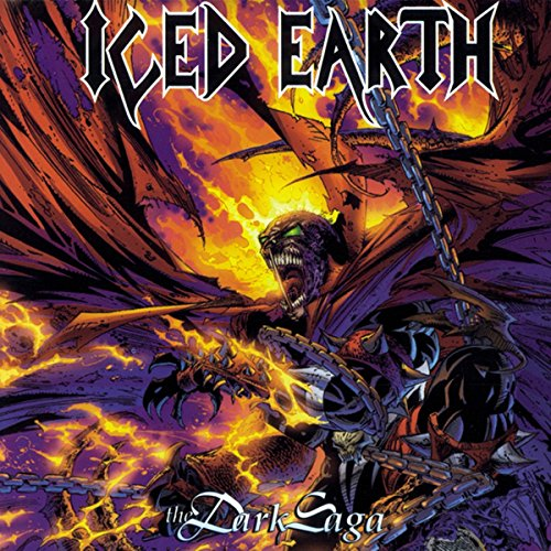 Iced Earth: The Dark Saga (Re-Issue 2015) (Audio CD)