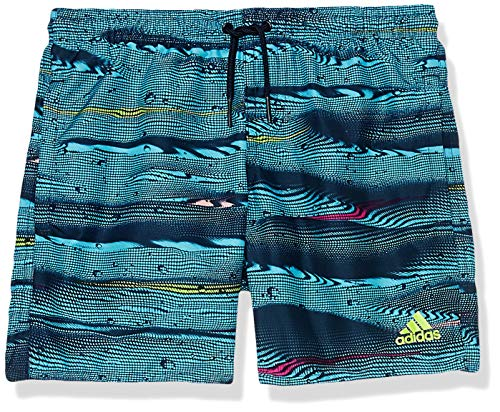 best service 6ffe9 95a38 adidas Boys  Parley Shorts, Legend Ink Core Blue, Size 116
