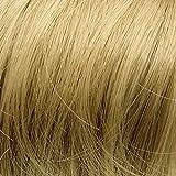 Prettyland - salvaje labrado gran Dutt banda de pelo postizo trenza de cabello engrosamiento de los lazos de Scrunchie pelo - luz BL30 nogal rubio