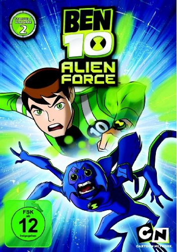Ben 10: Alien Force - Staffel 1, Vol. 2