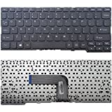 New US Black English Laptop Keyboard (without Frame) For Lenovo Ideapad Yoga 2 11 Yoga2 11-NTH Yoga2 11-IFI 11""