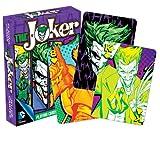 Aquarius DC comics- The Joker mazzo carte