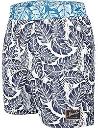 Speedo pour homme vintage imprimé Shorts