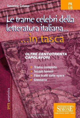 Le trame celebri della letteratura italiana