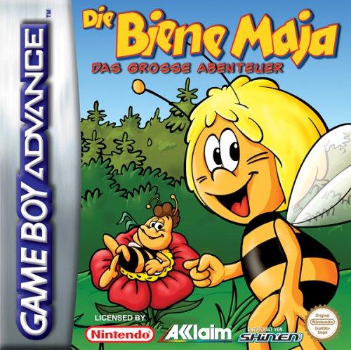 Die Biene Maja - Das große Abenteuer (für GameBoy Advance)