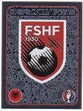 Panini EURO 2016 France - Sticker #14 (Albanien, Wappen)