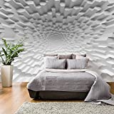 murando – Papier peint intissé – 350x256 cm – Trompe l oeil - Tableaux muraux – Déco – XXL– Abstraction a-B-0037-a-a