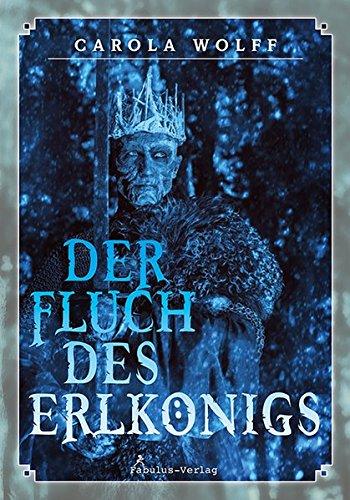 Buchseite und Rezensionen zu 'Der Fluch des Erlkönigs' von Carola Wolff