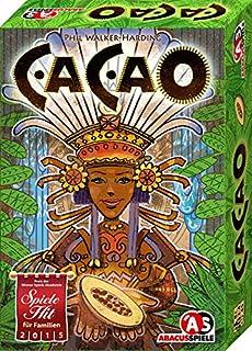 ABACUSSPIELE 04151 - Cacao, Brettspiel (B00T44W68W) | Amazon price tracker / tracking, Amazon price history charts, Amazon price watches, Amazon price drop alerts