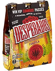 Desperados Tequila Beer, 3 x 330 ml
