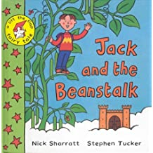 Jack and the Beanstalk: A Lift-the-flap Fairy Tale by Nick Sharratt (2001-10-26)