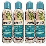 Balea Spray per viso e corpo, confezione da 4 (4 x 150 ml spray).