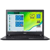 """Acer Aspire 1 A114-32-C2A6 Notebook con Processore Intel Celeron N4020, Ram da 4 GB DDR4, eMMC 64 GB, Display 14"""" HD LED…"""