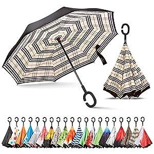 Sumeber Paraguas invertido de doble