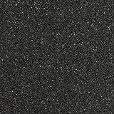 PVC Bodenbelag Steinoptik | Chip anthrazit | 200, 300 und 400 cm Breite | Meterware, verschiedene Größen | Größe: 1,5 x 3 m