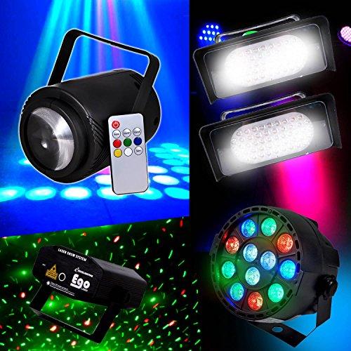 pack-lichtspiele-5-effekte-2-strobes-50-led-bally-effekt-beam-rgb-weiss-lytor-par-mini-las-grun-rot