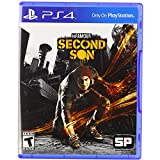 Sony inFAMOUS Second Son PS4 Basic PlayStation 4 videogioco