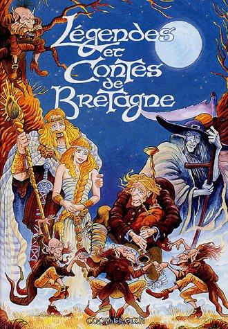 Légendes et contes de Bretagne