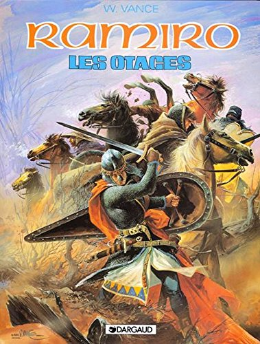 Ramiro, tome 8 : Les Otages