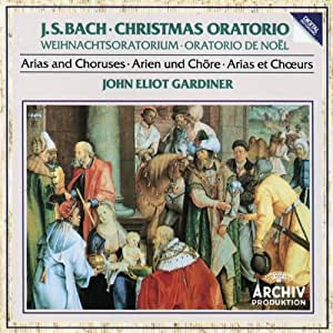 Bach: Christmas Oratorio - arias and choruses