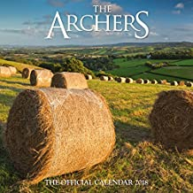 The Archers Official 2018 Calendar - Square Wall Format (Calendar 2018)