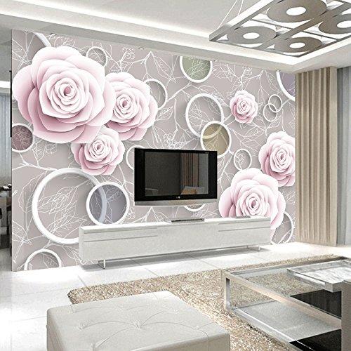 sdkky-salle-de-sejour-sans-couture-etanche-3d-stereoscopique-minimalisme-pastoral-mothproof-parfaite