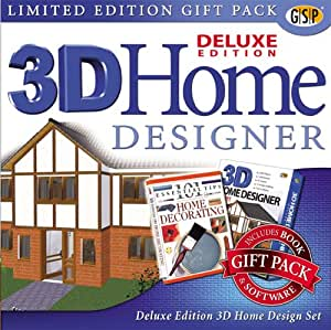 3D Home Designer Deluxe and FREE DK Home Decorating Tips