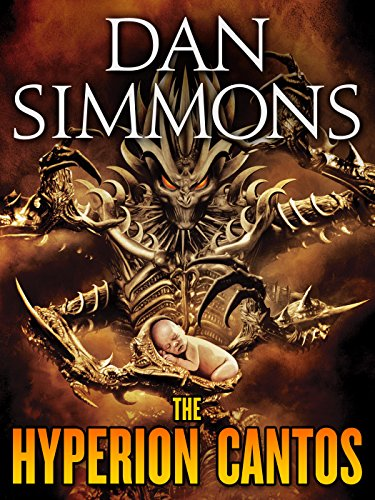 The Hyperion Cantos 4-Book Bundle: Hyperion, The Fall of Hyperion, Endymion, The Rise of Endymion (English Edition)