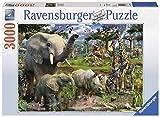 Ravensburger 17070  - Rompecabezas Animales en el Estanque