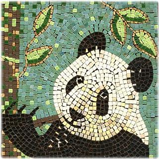 mosaic kit ,20x20cm, Panda