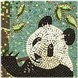 kit de mosaïque, 20x20cm, Panda