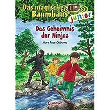 Das magische Baumhaus junior – Das Geheimnis der Ninjas: Band 5