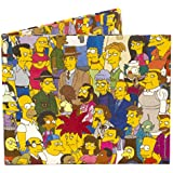 Mighty Wallet - The Simpsons Cast - Tyvek Mighty super strong Wallet