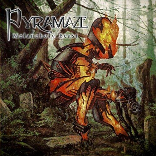 Pyramaze: Melancholy Beast (Re-Issue) (Audio CD)