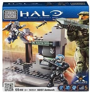 Mega Bloks Halo ODST Buildable Ambush