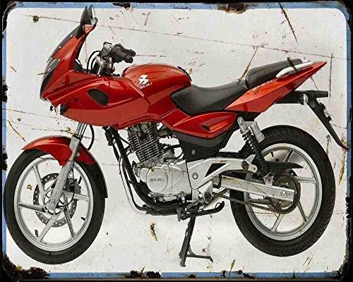 bajaj-pulsar-220-14-02-a4-photo-print-motorbike-vintage-aged