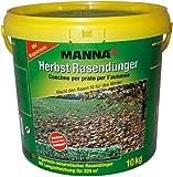 MANNA 122505824 Herbstrasendünger, 10 kg