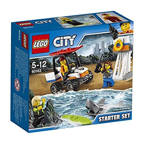 LEGO City Coast Guard - Guardacostas: Set de introducción (60163)