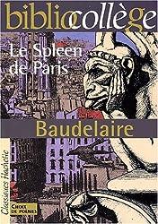 Le Spleen de Paris - Petits Poèmes en prose - Baudelaire