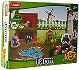Funskool-Fundough Farm House, Multi Colour